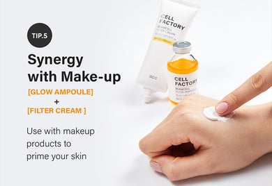 GD11 Cell Factory Synergy with Make-up + Free 2 Powerballs