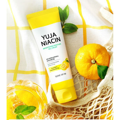 SOMEBYMI Yuja Niacin Brightening Moisture Gel Cream 100ml