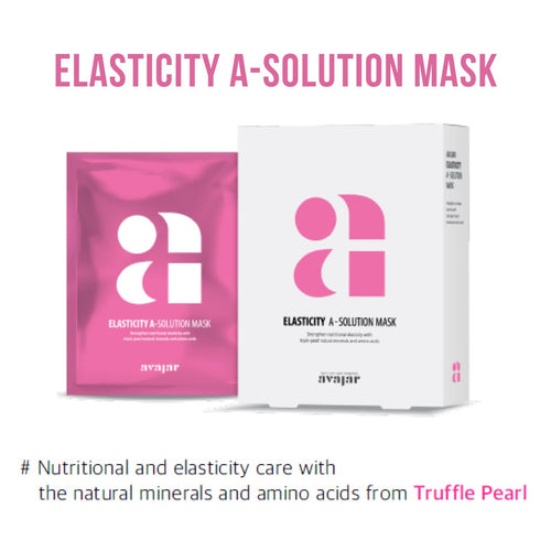 avajar - A-Solution Mask Elasticity 1EA
