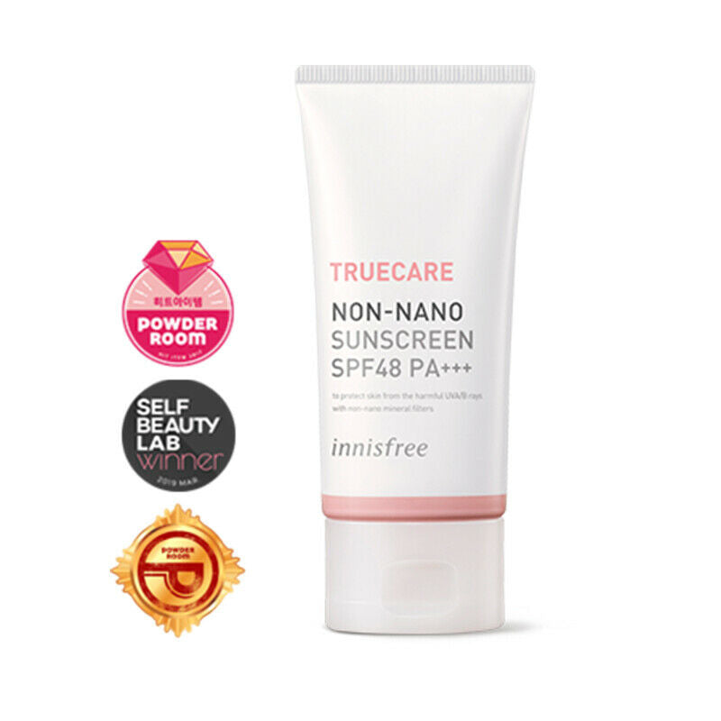 Innisfree True Care Non-Nano Sun Screen SPF48 PA+++ 25ml