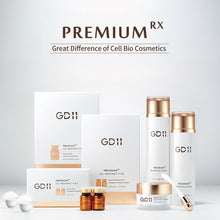Load image into Gallery viewer, GD11 Premium RX Cell Treatment Mask 6EA + Free Ampoule Sachet 3EA
