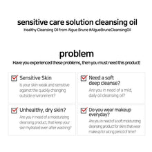 Load image into Gallery viewer, BELLAMONSTER Sensitive Care Solution Cleansing Oil 120ml
