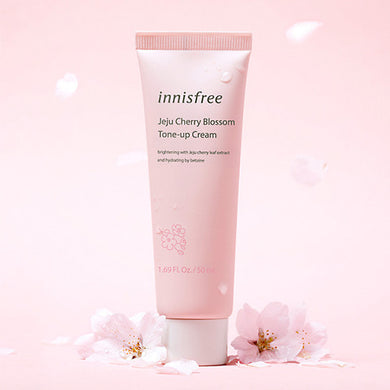 Innisfree Jeju Cherry Blossom Tone Up Cream 50ml