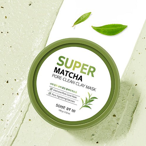SOMEBYMI Super Matcha Pore Clean Clay Mask - 100g