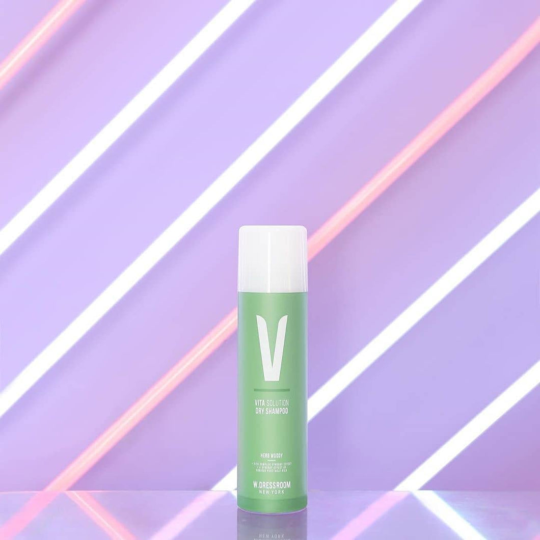 W.Dressroon Vita Solution Dry Shampoo