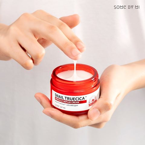 SOME BY MI Snail Truecica Miracle Repair Cream - 60g