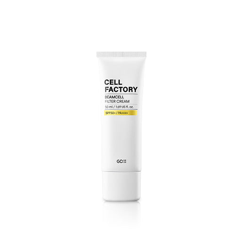 GD11 Cell Factory Beamcell Filter Cream 50ml