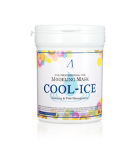 Load image into Gallery viewer, ANSKIN Modeling Mask#Cool-Ice 700ml