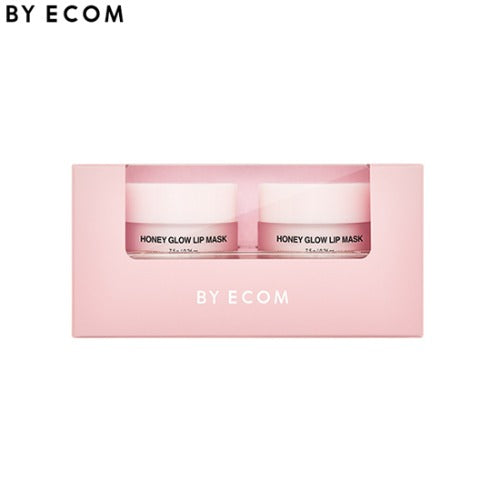 BY ECOM Honey Glow Lip Mask 7.5g*2ea