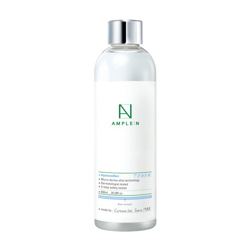AMPLE:N HyaluronShot Toner Big 600ml