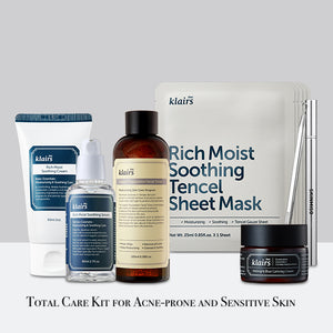 Total Care Kit for Acne-prone and Sensitive Skin