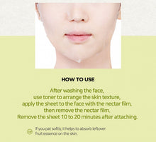 Load image into Gallery viewer, FRUDIA Avocado Relief Cream Mask (5pcs)