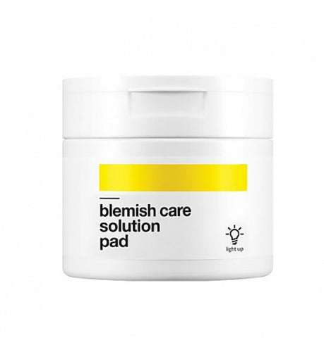BELLAMONSTER Blemish Care Solution Pad 70Ea