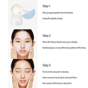 Laneige Cream Skin Quick Skin Pack 100ea