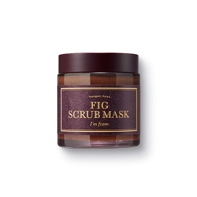I'M FROM Fig Scrub Mask 120g