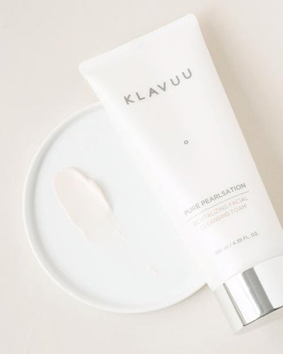 Klavuu Pure Pearlsation Revitalizing Facial Cleansing Foam