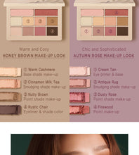 Load image into Gallery viewer, Moonshot Honey Coverlet Eye Shadow Palette