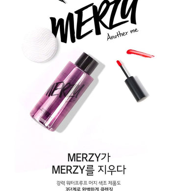 [MERZY] Good Berry Lip and Eye Remover