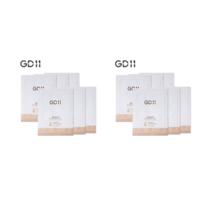 GD11 Premium RX Cell Treatment Mask 2 Boxes (16EA) + Free Ampoule Sachet 6EA
