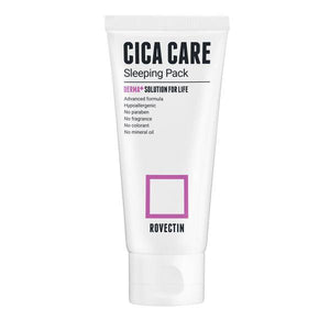 Rovectin Cica Care Sleeping Pack 80ml