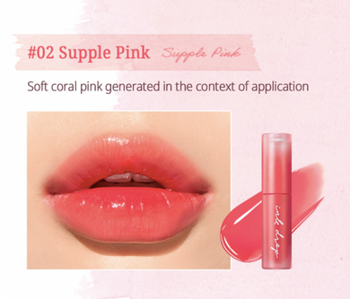 Peripera Ink Mood Drop Tint #02 Supple Pink