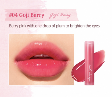 Peripera Ink Mood Drop Tint #04 Goji Berry
