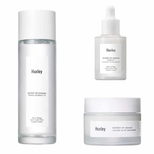 Huxley Brightening Routine Set