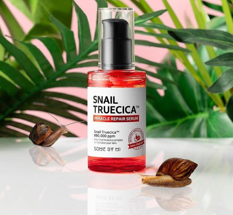 [SOME BY MI] Snail Truecica Miracle Repair Serum 50ml