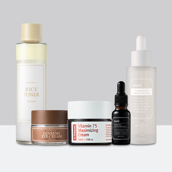Youthful Aging Skin Care Box