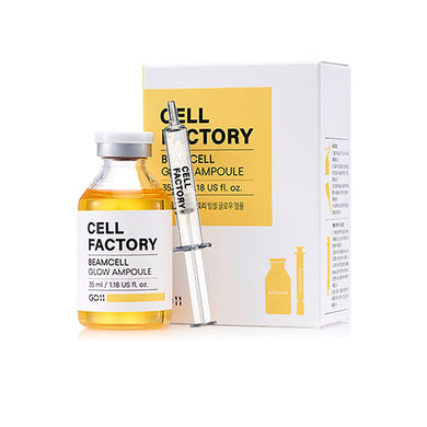 GD11 Cell Factory Beamcell Glow Ampoule 35ml + Free GD11 Power Ball 1 pc