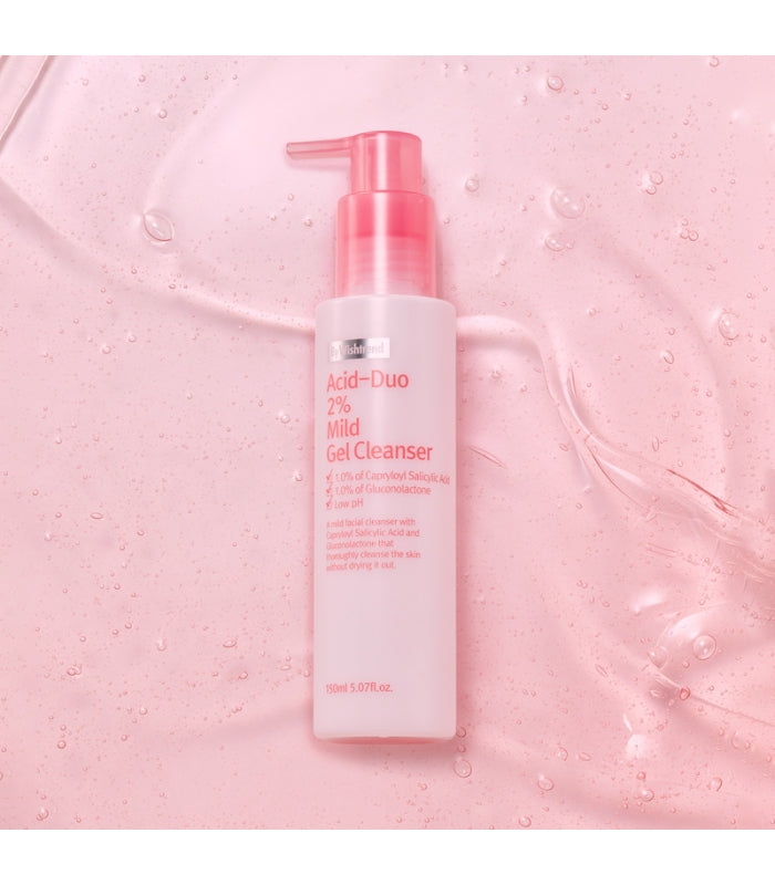 By Wishtrend Acid-duo 2% Mild Gel Cleanser