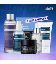 Load image into Gallery viewer, Klairs Angry Skin Calming Package (Unscented Ver.)