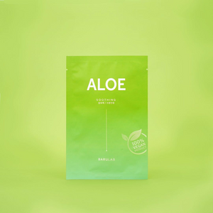 Barulab The Clean Vegan Aloe Mask