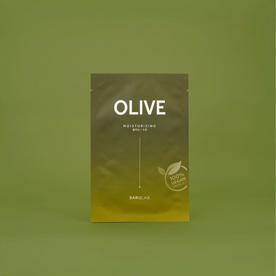 Barulab The Clean Vegan Olive Mask