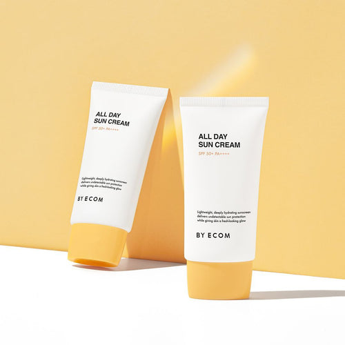 BY ECOM All Day Sunscreen SPF 50+ PA++++ 40ml