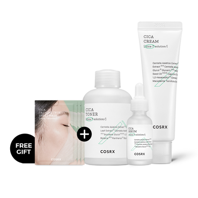 Cosrx Calming Your Skin Set