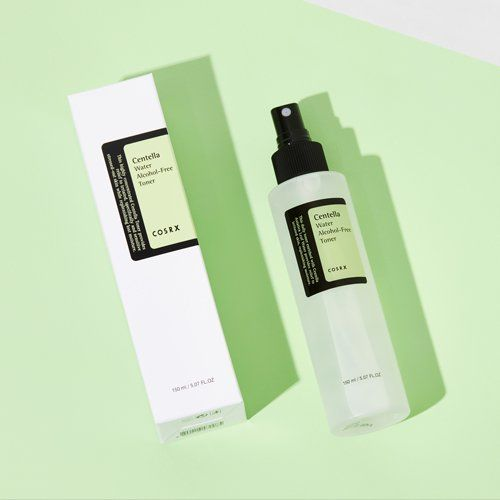 Cosrx Centella Water Alcohol-Free Toner 150ml