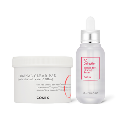Cosrx Original Pad & AC Serum Set