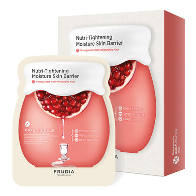 FRUDIA Pomegranate Nutri-Moisturizing Sheet Mask (5pcs)