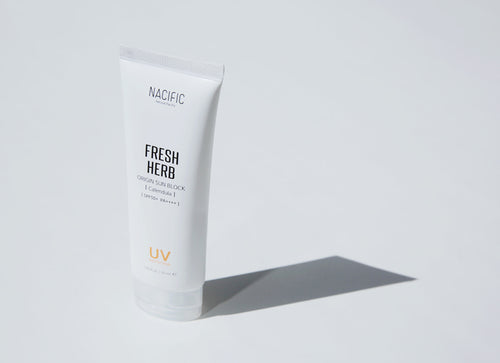 [Nacific] Fresh Herb Origin Sunblock 50ml (Calendula)