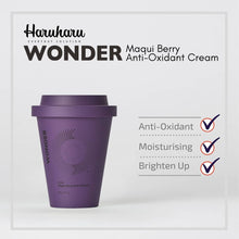 Load image into Gallery viewer, Haruharu WONDER Maqui Berry Anti-Oxidant Cream 100g