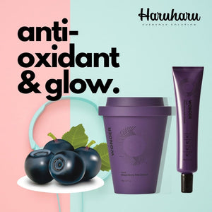 Haruharu WONDER Maqui Berry Anti-Oxidant Cream 38g