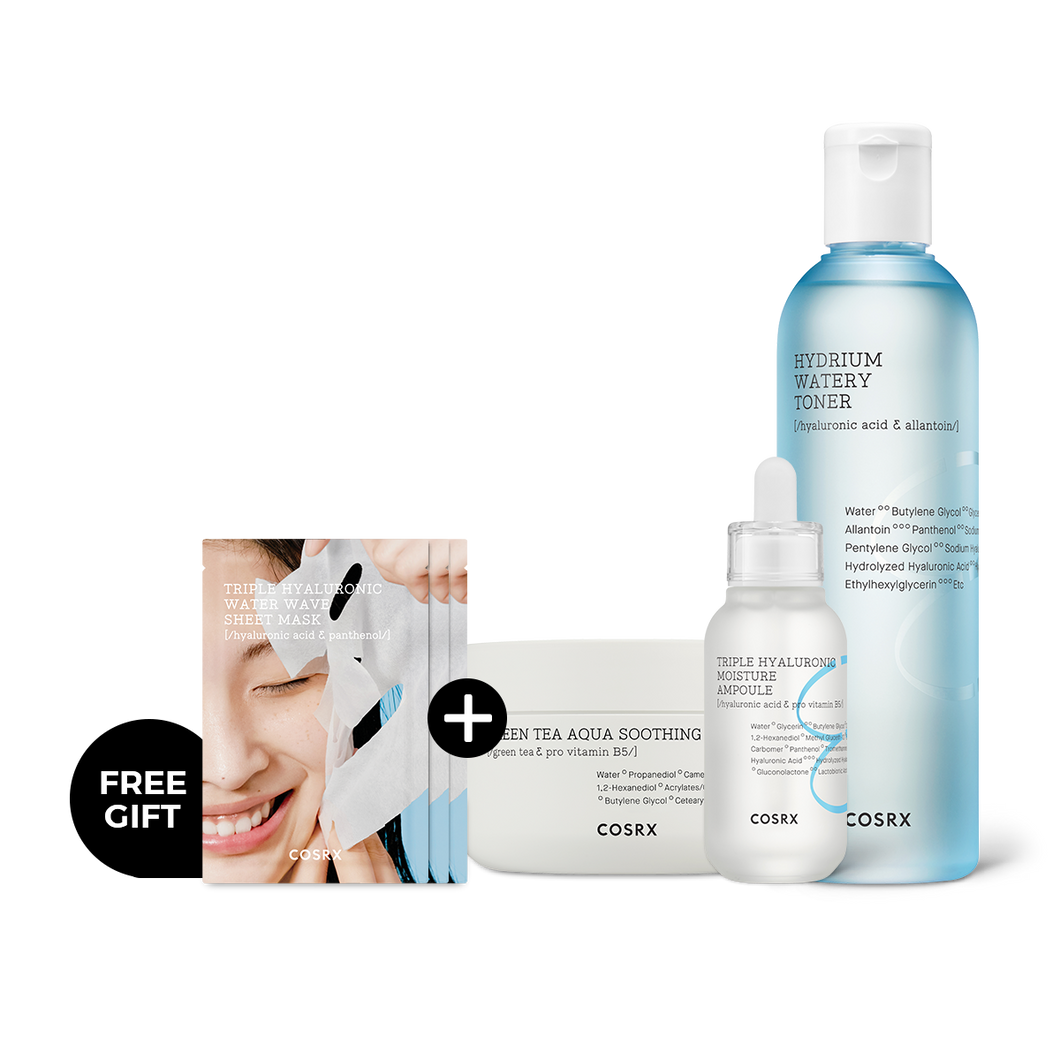 Cosrx Hydrating Heroes Set