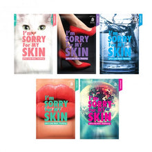 Load image into Gallery viewer, [I'm Sorry for My Skin] pH 5.5 Jelly Mask - 10pcs