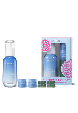 Laneige Water Bank Moisture Essence Set [ Holiday Collection ]