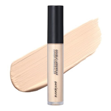 PERIPERA Double Longwear Cover Concealer 5.5g #01 Pure Ivory