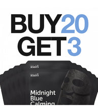 Load image into Gallery viewer, Midnight Blue Calming Sheet Mask