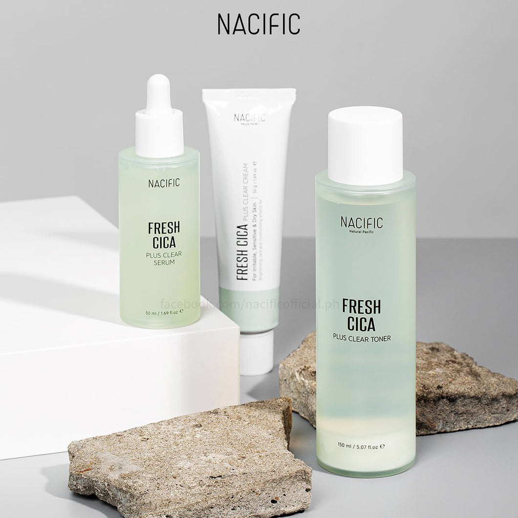 Nacific Fresh Cica Line