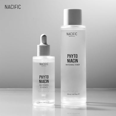 Nacific Phyto Niacin Whitening Set