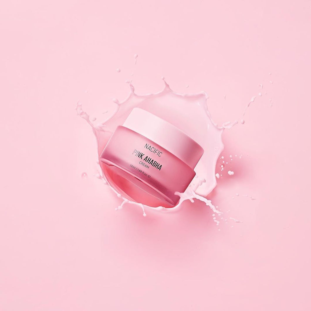 Nacific Pink AHA BHA Cream 50ml
